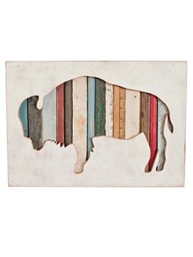 American Bison Art