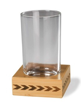 Bamboo Basket Tumbler