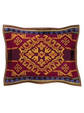 Abiquiu Sunset Sham