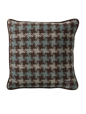 Thomas Kay Houndstooth Pillow