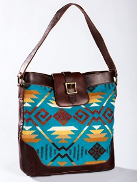 Coyote Butte Hobo Bag