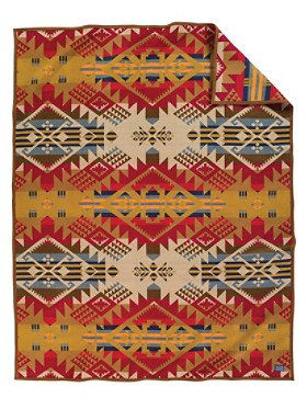 Journey West Blanket
