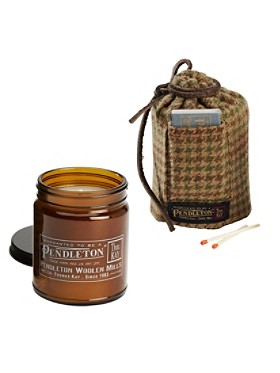 Thomas Kay Cedar And Suede Joya Candle