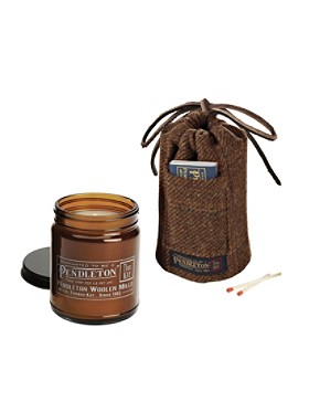 Thomas Kay Wood Smoke Joya Candle