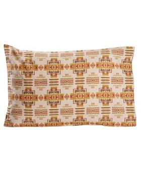 Chief Joseph Flannel Pillow Cases