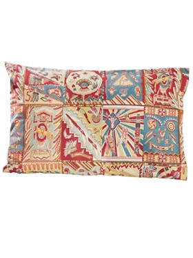 Folk Tales Flannel Pillow Cases