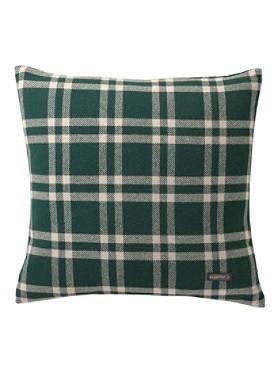 Thomas Kay Weaver's Plaid Pillow