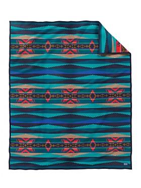 Lahaina Wave Blanket