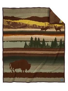 Buffalo Wilderness Blanket