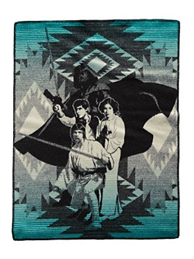 Star Wars A New Hope Padawan Blanket