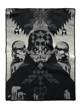 Star Wars Empire Strikes Back Padawan Blanket