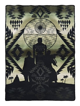 Star Wars: Rogue One Padawan Blanket