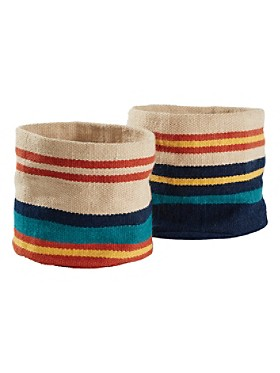 Woven Nesting Basket, Set Of 2