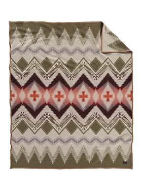 Beargrass Mountain Blanket