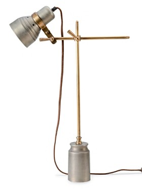 Singer Table Lamp