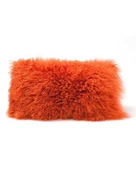 Tibetan Lambswool Pillow