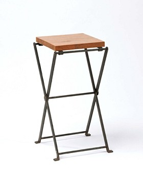 "21"" Folding Market Table"