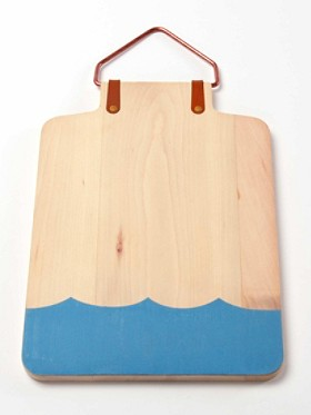 Wave Cutting Board