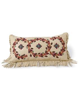 Little Range Leather Pillow