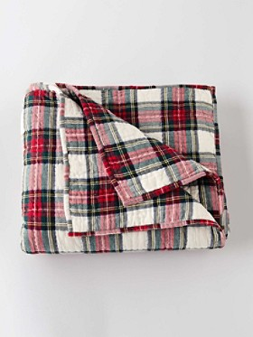 Aberdeen Quilted Throw