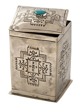 Chief Joseph Storage Box