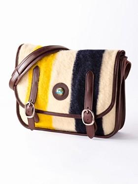 Vintage Trapper Messenger Bag