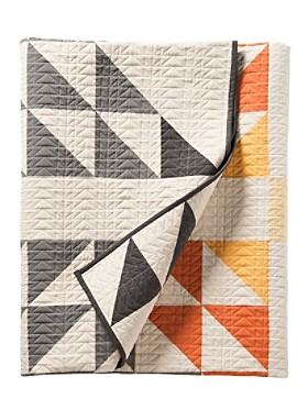 Arrowhead Pieced Quilt Set