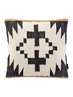 Spiderrock Woven Chindi Pillow