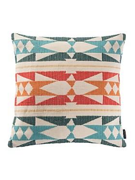 Eagle Gift Woven Pillow