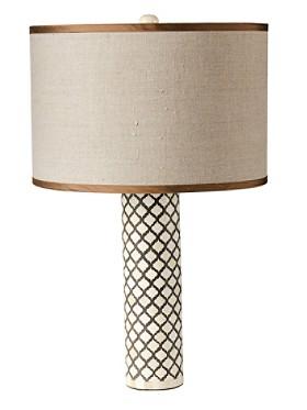 Mughal Bone Lamp