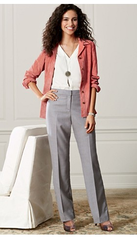 Selena Suede Jacket And Ultra 9 Trousers