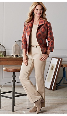 Pandora Jacket And Chinos