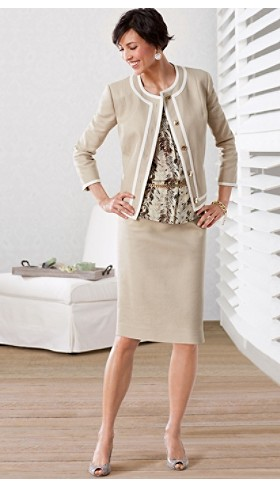 Amanda Jacket And Pencil Skirt