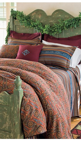 Rock Springs Bedding Collection