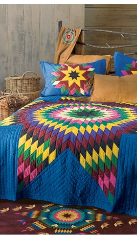 Diamond Ranch Quilt Collection