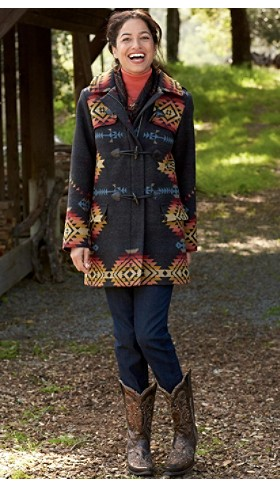 Tillamook Toggle Coat