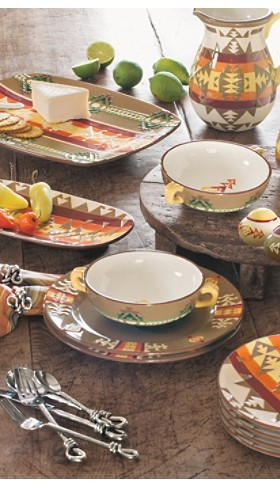 Chief Joseph Dinnerware Collection