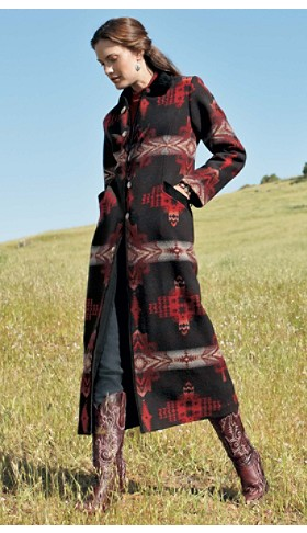 Evening Star Duster Coat