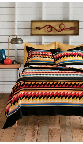 Suwanee Stripe Blanket Collection