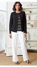Travel Tricotine Emma Jacket and Pants