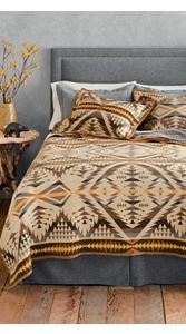 Diamond Desert Blanket Collection