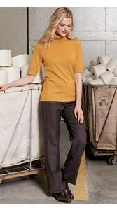 Mariana Turtleneck And Madison Trousers