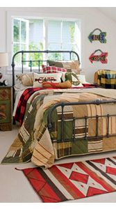 Watson Patchwork Quilt Collection