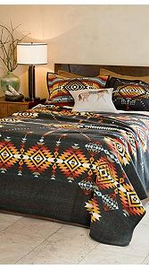 Pueblo Dwelling Blanket Collection