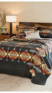 Pueblo Dwelling Blanket Collection