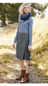 Silvana Skirt And Merino Pullover