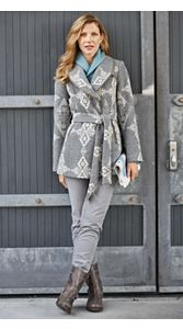 Wildwood Wrap Coat