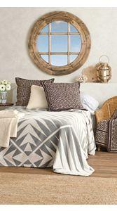 Rambling Ridge Cotton Blanket Collection