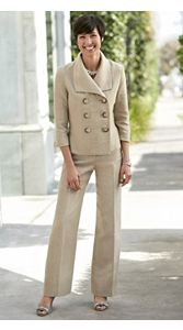 Vivaldi Linen Jacket And Pants