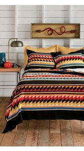 Suwanee Stripe Blanket Collection
